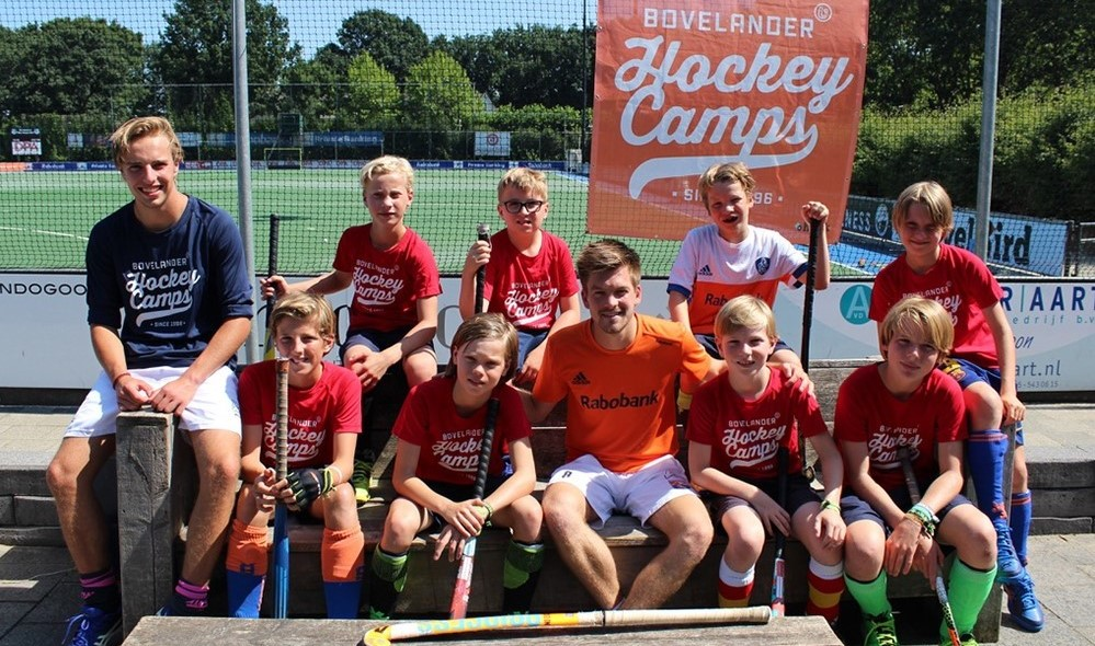 JUNIOR HOCKEYKAMP